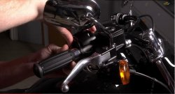 Video: Motorcycle Grips - How to Replace Grips on a Harley-Davidson - By J&P Cycles