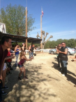 Biker BBQ for Autism – Exeter, California