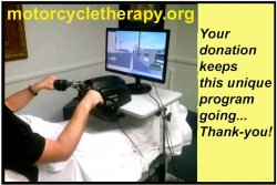 Let's Twist Again Foundation Inc. Motorcycle Therapy Program