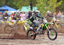 Women in Motorcycling History: Motocross