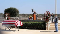 Another Service Member Honored...                              Written By: J. S. Anderson- San Diego Region