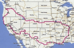 7,500 Miles – A 19-Day 18-State Motorcycle Trip (Part 1)