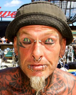 Paint & Ink – The Body Art of Sturgis