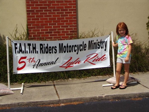 5th Annual Lyla Ride - Leeds, Alabama