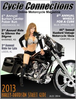2013 Harley-Davidson Street Glide and Cover Model Michelle