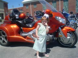 3rd Annual Ride for Lyla - Leeds, Alabama