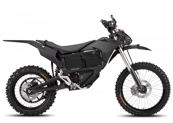 LAPD Tries Zero MMX Electric Patrol Motorcycles