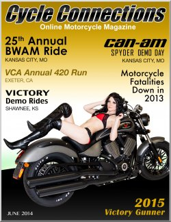 2015 Victory Gunner and Cover Model Chelsey
