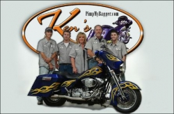 Ken Steenrod & His 2001 Harley-Davidson Ultra Classic