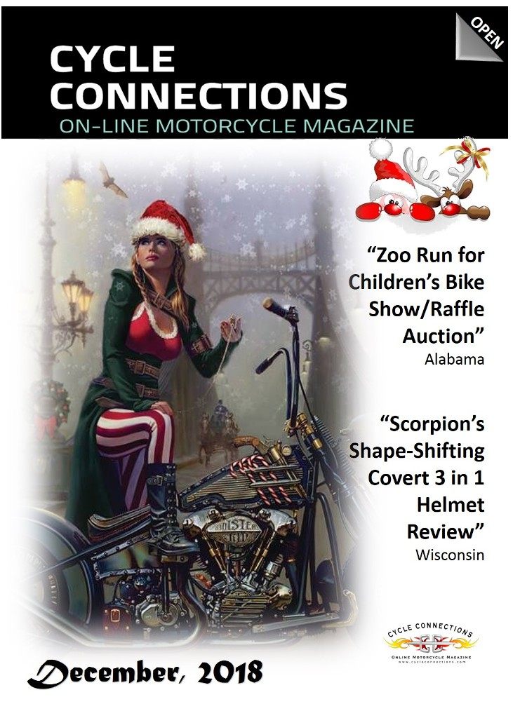 Cycle Connections December 2018 cover