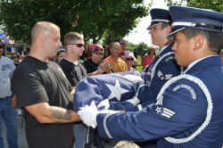 12th Annual 9-11 Tribute Rally and Ride - Grandview, Missouri
