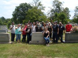 "9th Annual Larry ""Mad Dog"" Rogers Memorial Ride - Birmingham, Alabama"