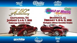2018 World of Wheels Tennessee