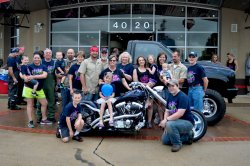 12th Annual Ride for Ryan