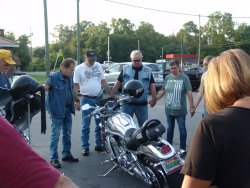 Legion Post #107 Hosts Faith Riders Blessing of the Bikes