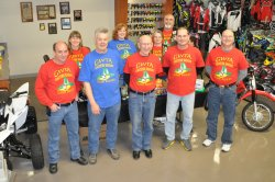 GWTA Eastern Kansas Tour Riders Kansas Chapter B