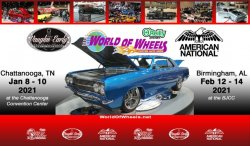 World of Wheels Custom Auto Show-Birmingham, Alabama