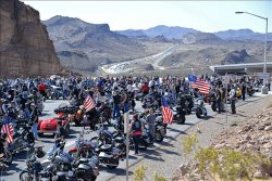 22nd Annual Vietnam Veterans/Legacy Vets Flags Over the Dam Run – Las Vegas, Nevada