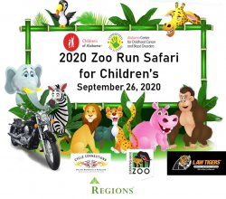 Zoo Run Safari for Children's