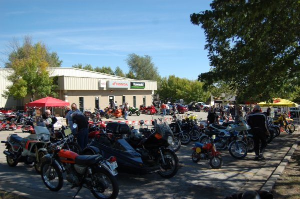 2017 Geezers and Wheezers Classic Motorcycle Show – Blue Springs, Missouri