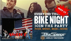 Blue Springs Harley-Davidson Bike Night