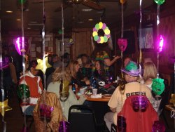 Mardi Gras at the American Legion Post #107 in Leeds