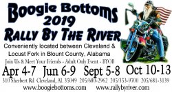 2019-Boogie Bottoms Bike Rally