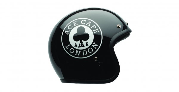 Bell and Ace Cafe Release Limited Edition Helmets