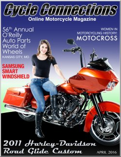2011 Harley-Davidson Road Glide Custom & Cover Model McKenzie