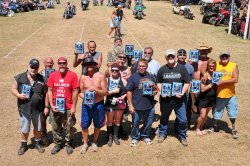 Bike Week Oklahoma 2015 Awards Photos, Sparks, Oklahoma