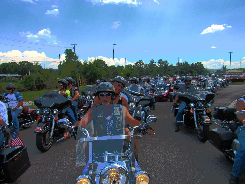 2020 Ride to honor Lt. Stephen Williams 16