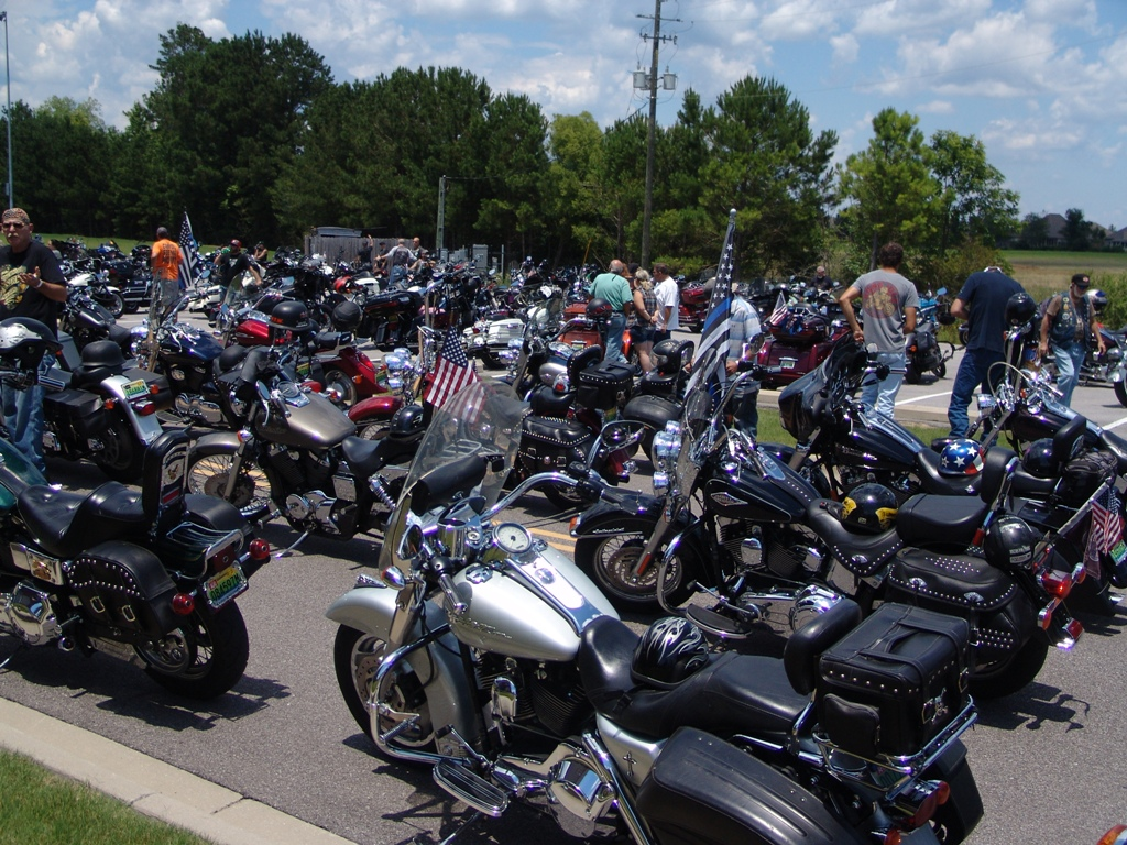 2020 Ride to honor Lt. Stephen Williams 3