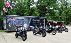 39th Annual British Biker Cooperative - Motorcycle Rally and Show