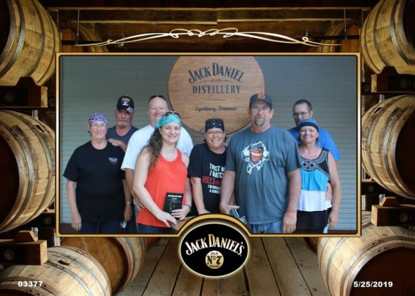 Day Trippin to Lynchburg, Tennessee                                             By: Karla Duncan