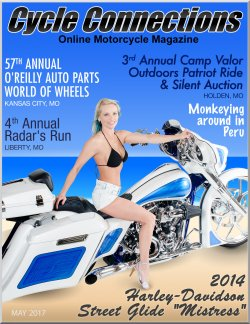 2014 Harley-Davidson Street Glide and Cover Model Rachael