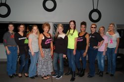 3rd Annual Biker Diva Fashion Show - Shawnee, Kansas
