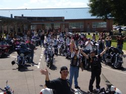 5th Annual Joshua Berry Ride for the Burkett Center - Morris, Alabama